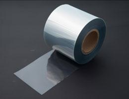 PETフィルムへの低分子溶出防止膜形成